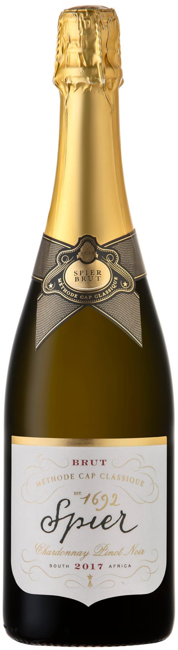 Spier Methode Cap Classique Chardonnay Pinot Noir Brut 2017