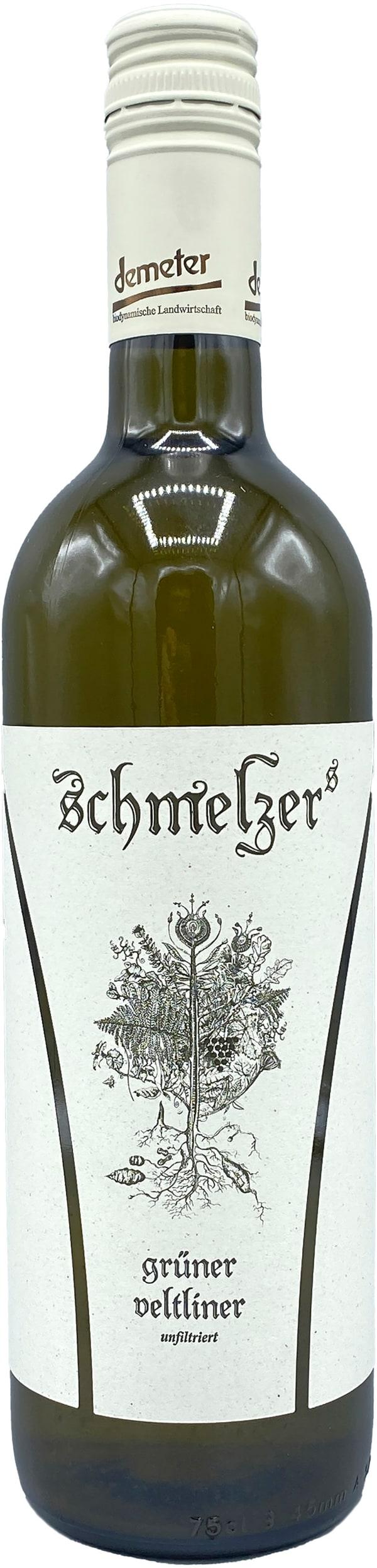 Schmelzer Gruner Veltliner 2019