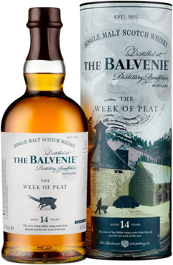Balvenie Peat Week 14 Year Old 2003 Single Malt