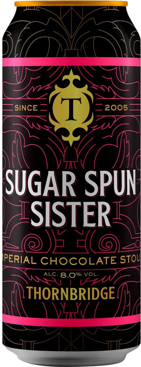 Thornbridge Sugar Spun Sister Imperial Chocolate Stout burk