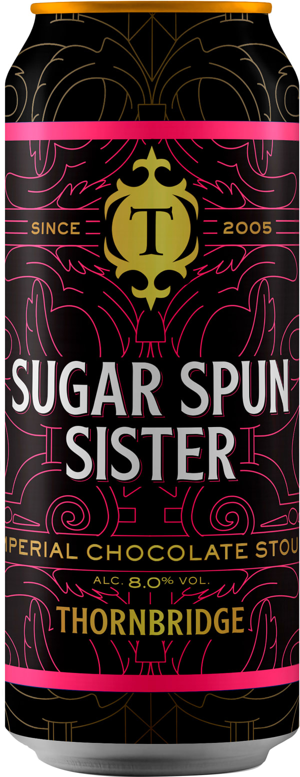 Thornbridge Sugar Spun Sister Imperial Chocolate Stout can