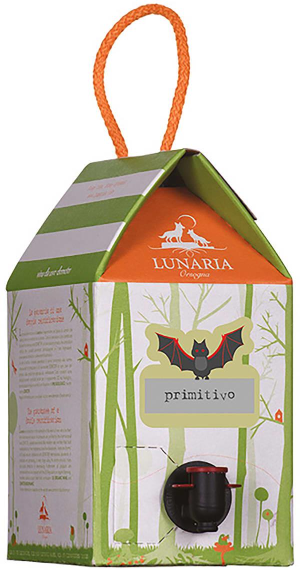 Lunaria Organic Primitivo bag-in-box