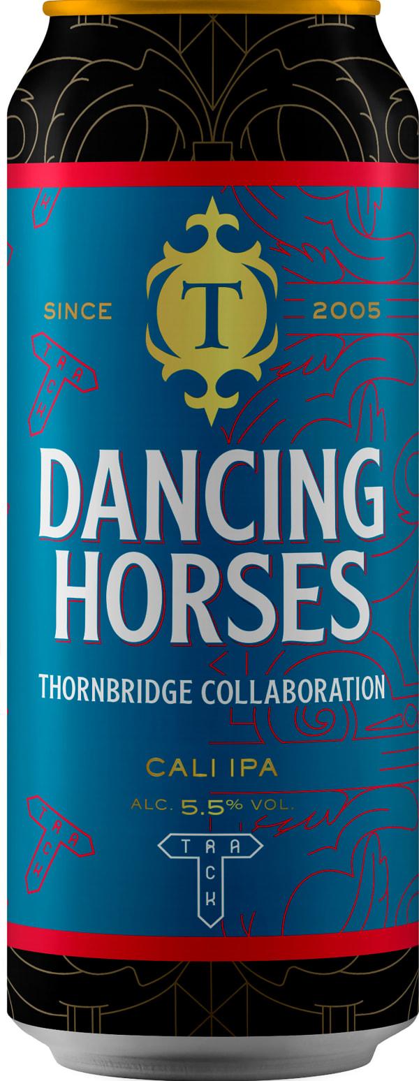 Thornbridge Dancing Horses Cali IPA can