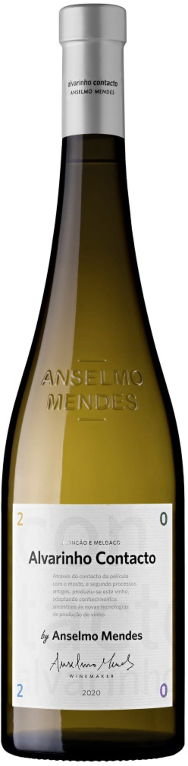 Anselmo Mendes Contacto Alvarinho 2017