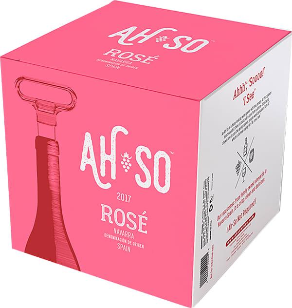 Ah-So Rosé 4-pack 2017 burk
