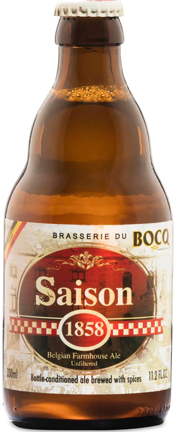 Bocq Saison 1858