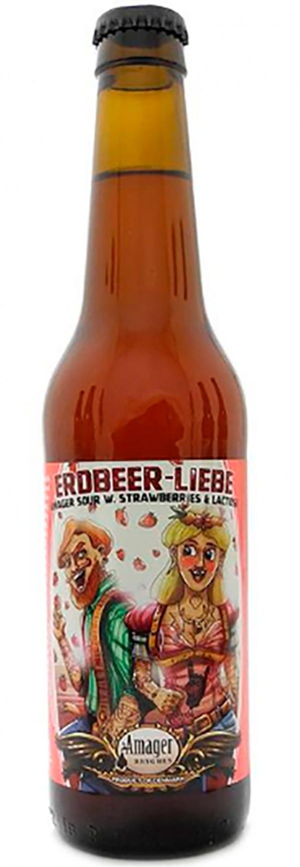Amager Erdbeer Liebe