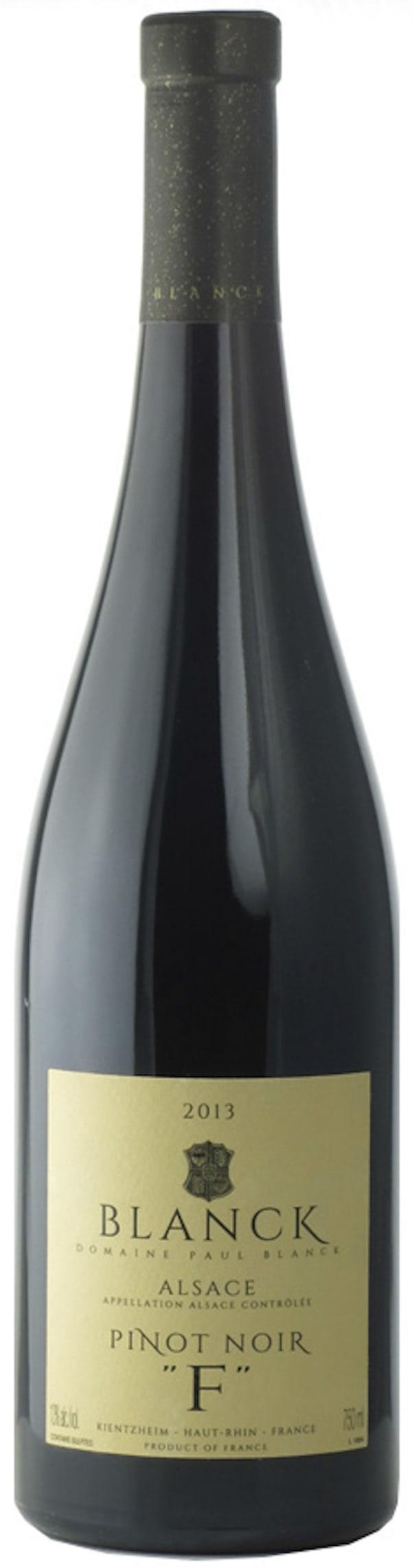 Paul Blanck Pinot Noir F 2013