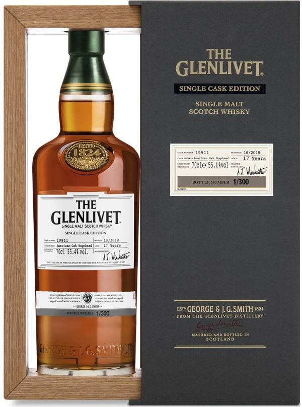 The Glenlivet Single Cask 19911 Single Malt