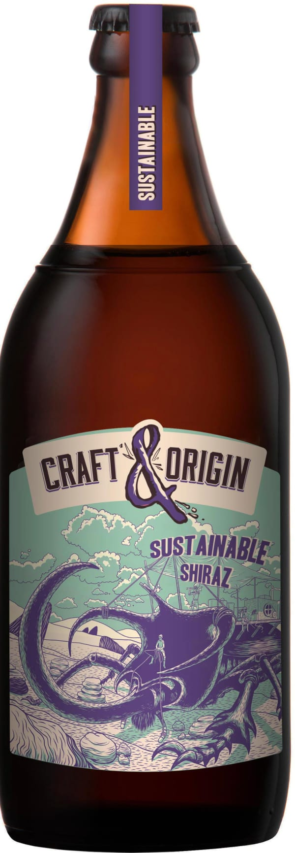 Craft & Origin Sustainable Shiraz 2018