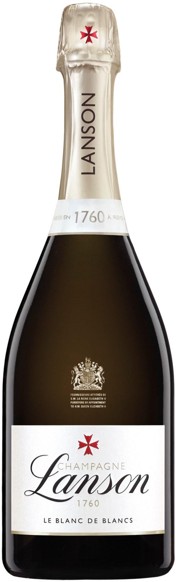 Lanson Le Blanc de Blancs Champagne Brut