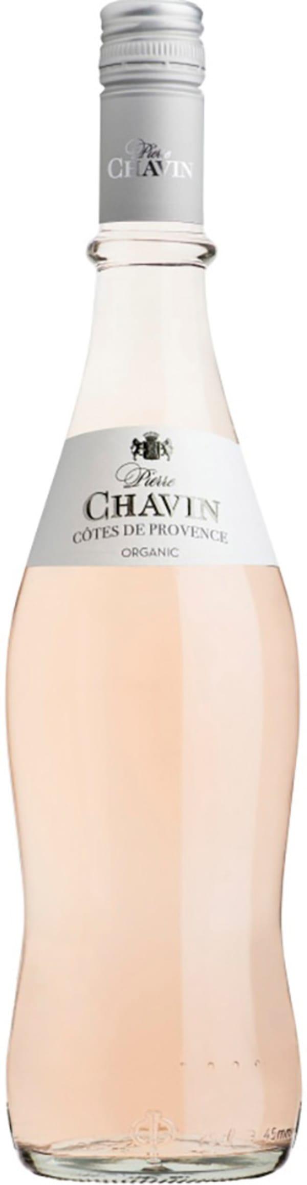 Pierre Chavin Côtes de Provence Organic 2020