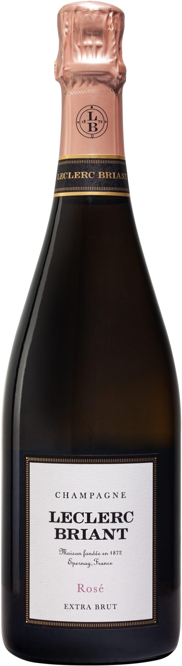Leclerc Briant Rosé Champagne Brut