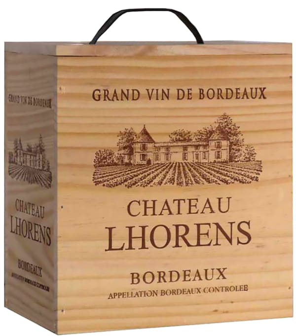 Château Lhorens 2016 hanapakkaus