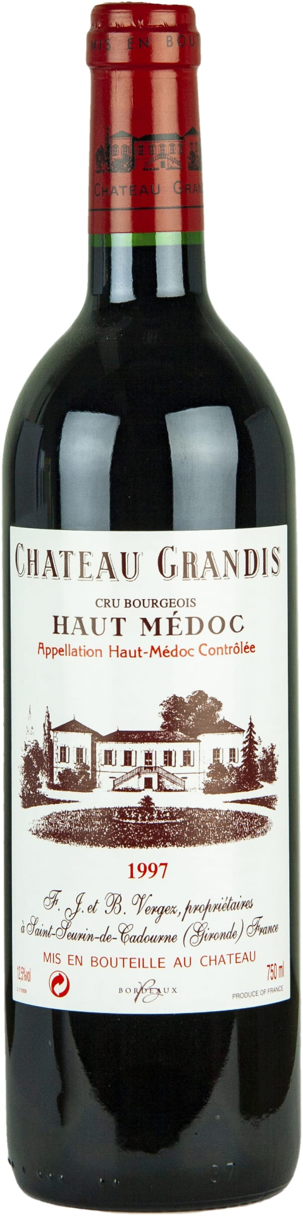 Château Grandis 1997