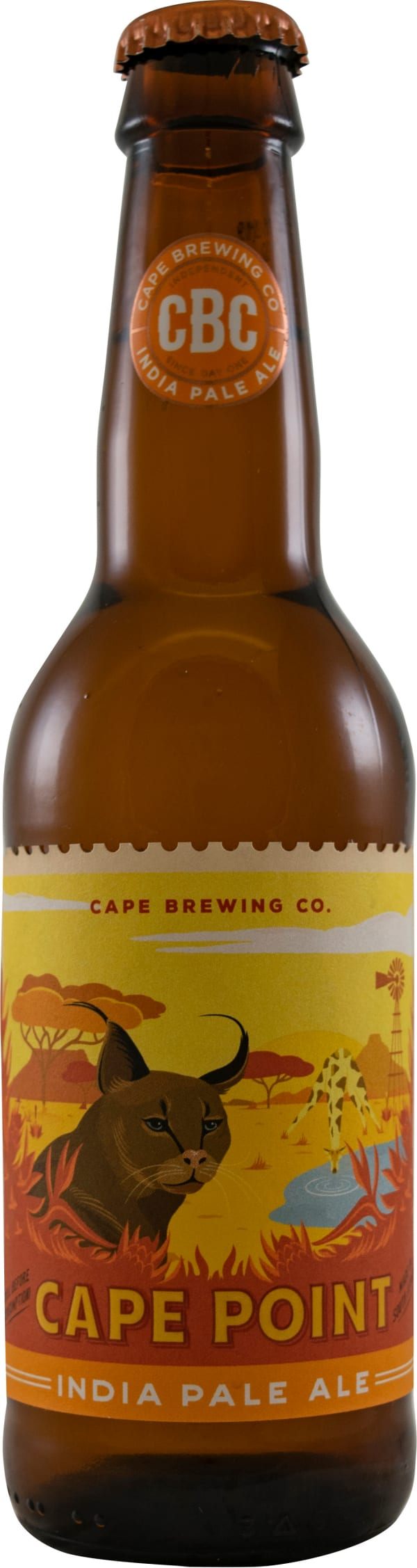 Cape Brewing Cape Point IPA