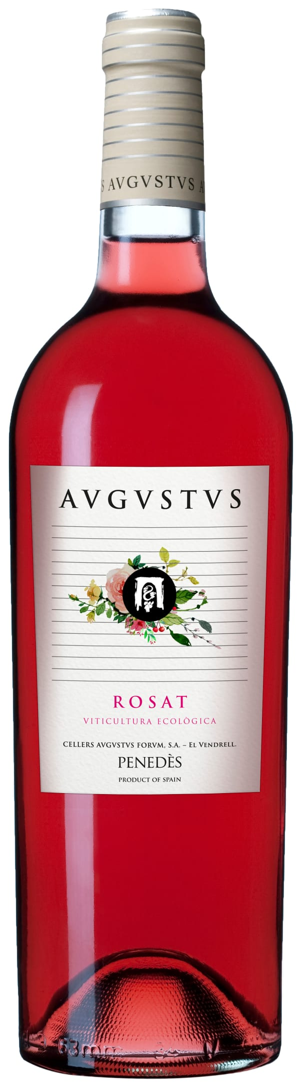 Avgvstvs Rosat Viticultura Ecológica 2017