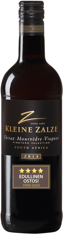 Kleine Zalze Vineyard Selection Shiraz Mourvèdre Viogni 2016