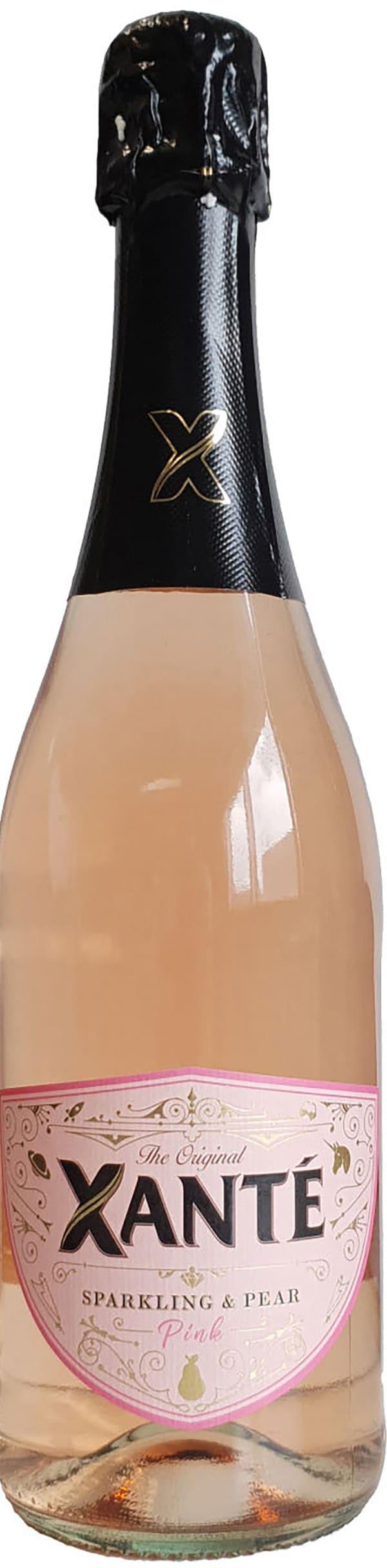 Xante Sparkling & Pear Pink