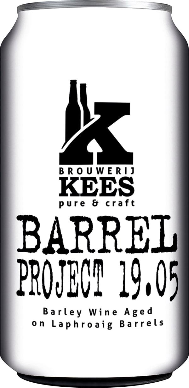 Kees Barrel Project 19.05 burk
