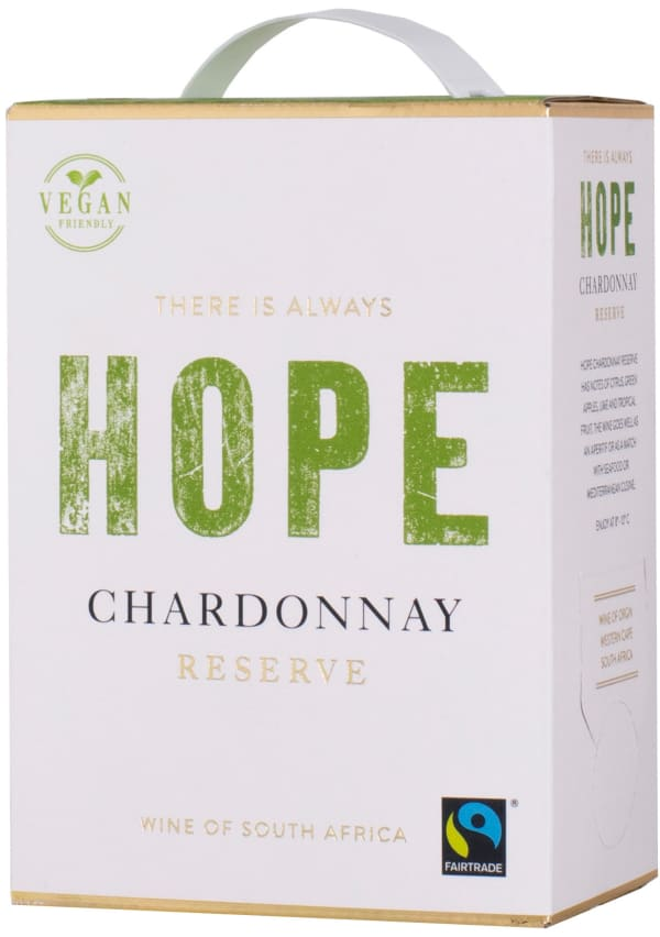 Hope Chardonnay Reserve 2018 bag-in-box