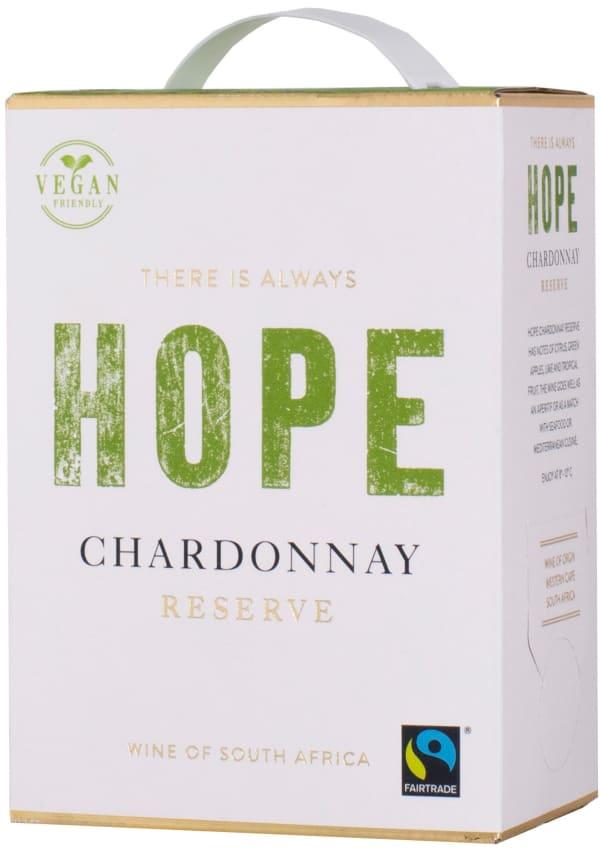 Hope Chardonnay Reserve 2018 lådvin