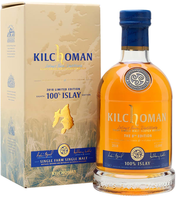 Kilchoman 100 % Islay Single Malt
