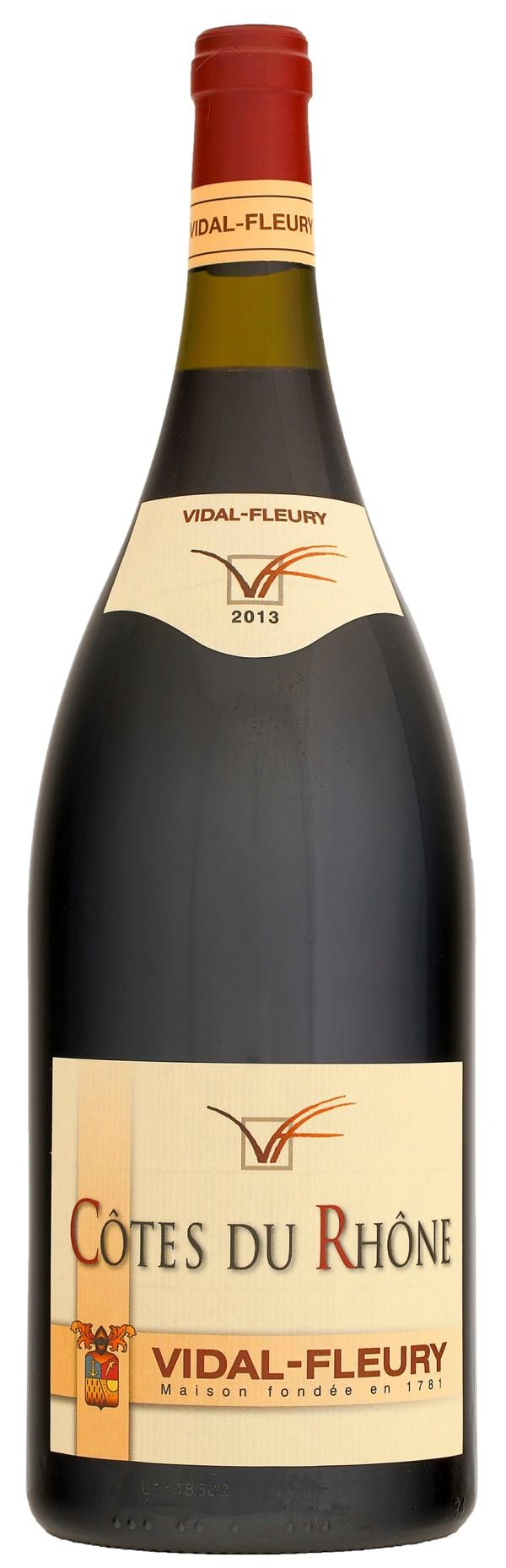 Vidal-Fleury Côtes du Rhône 2015
