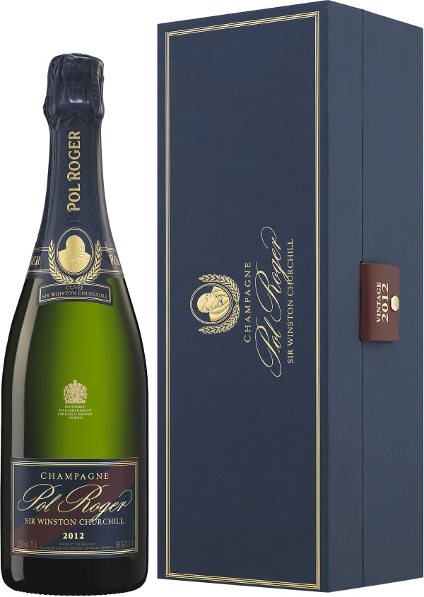 Pol Roger Cuvée Sir Winston Churchill Champagne Brut 2008
