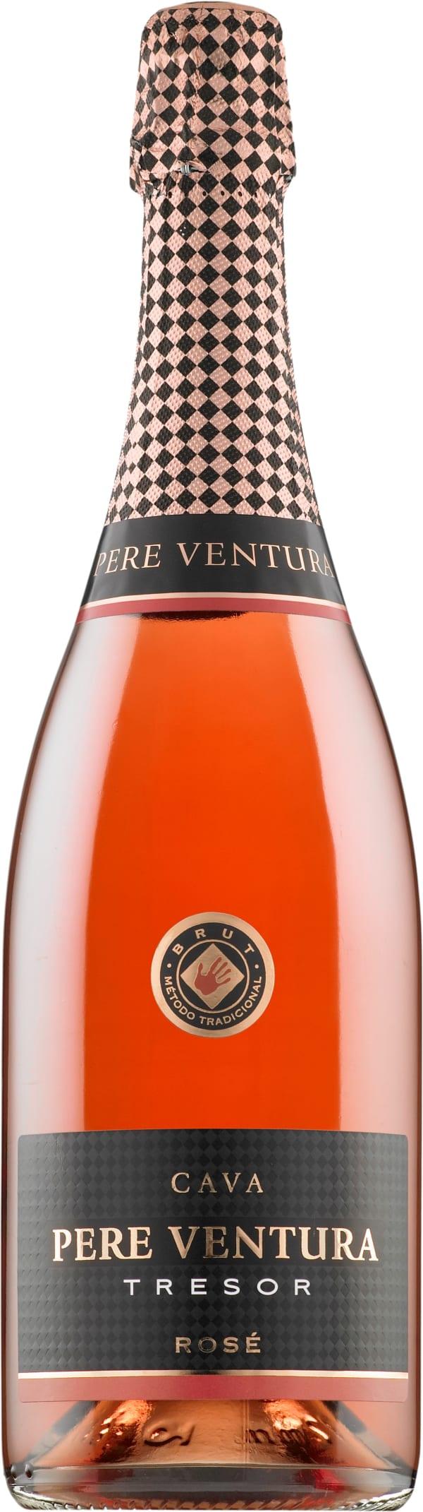Pere Ventura Rosé Cava Brut