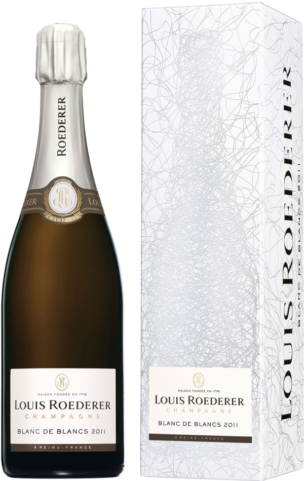 Louis Roederer Blanc de Blancs Champagne Brut 2011
