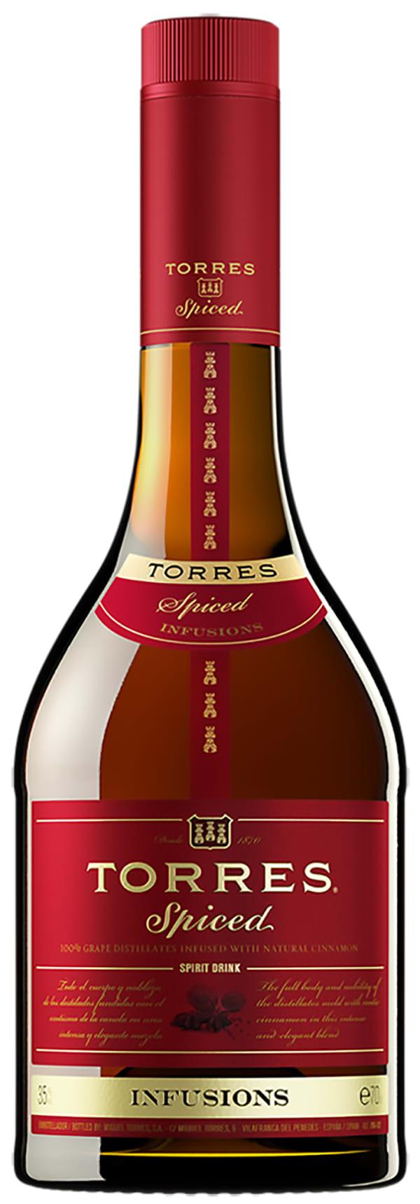 Torres Spiced