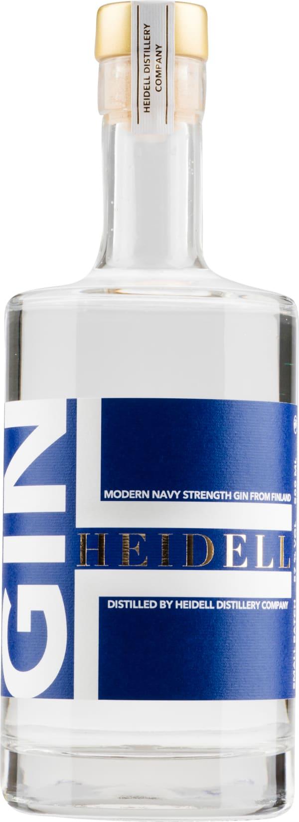 Heidell Navy Strength Gin
