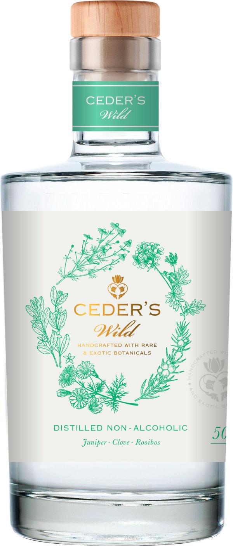 Ceder's Wild Non Alcoholic Gin