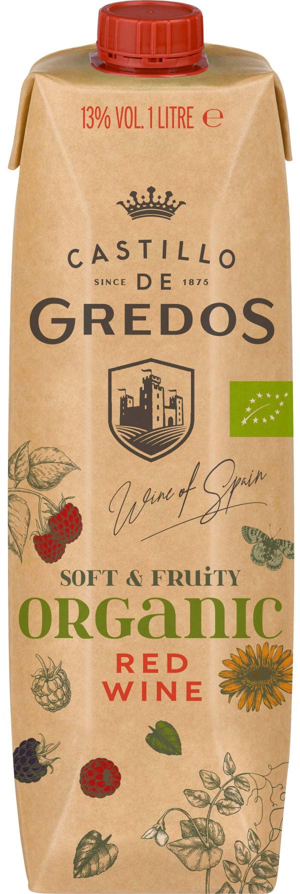 Castillo de Gredos Tinto carton package