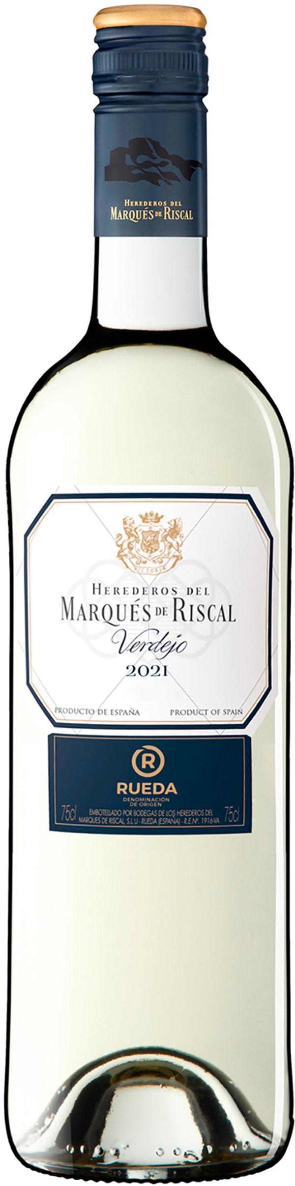 Marqués de Riscal Organic Verdejo 2017