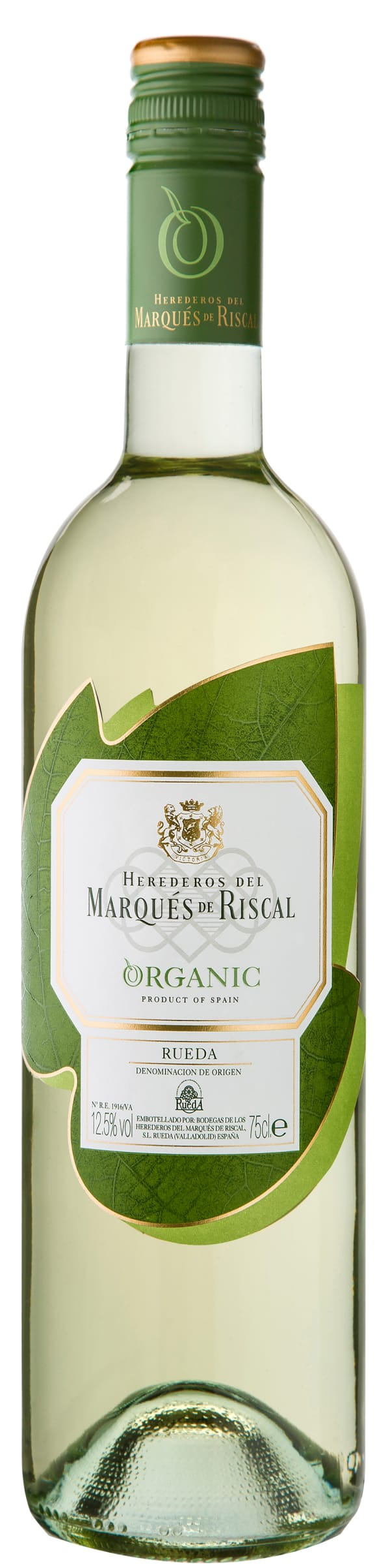 Marqués de Riscal Organic Verdejo 2020