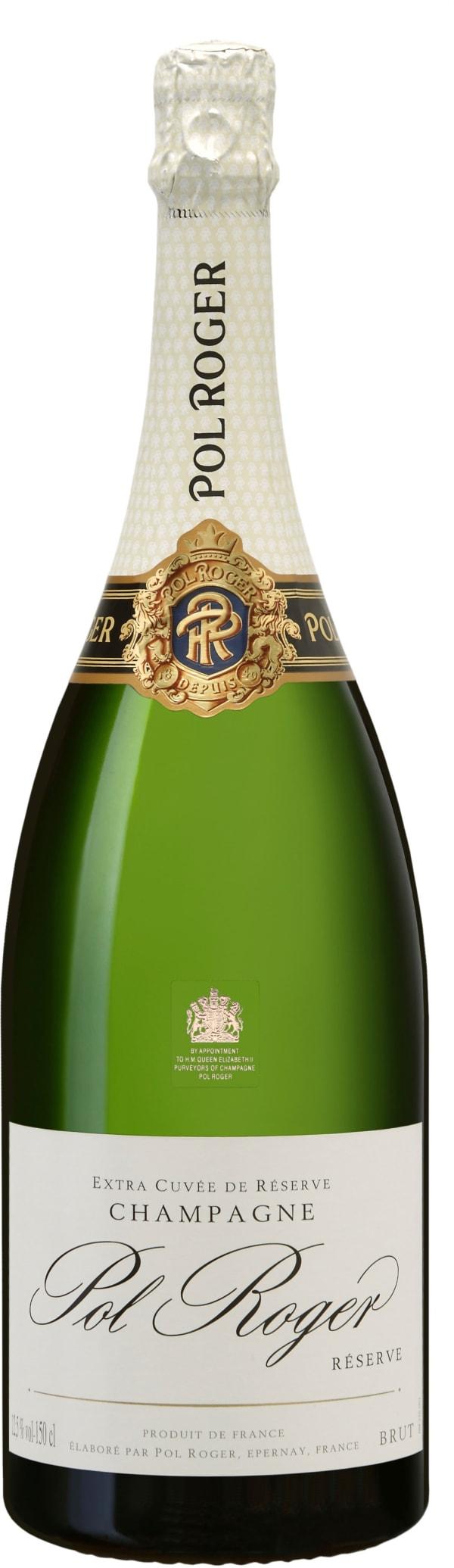 Pol Roger Extra Cuvée de Réserve Champagne Brut
