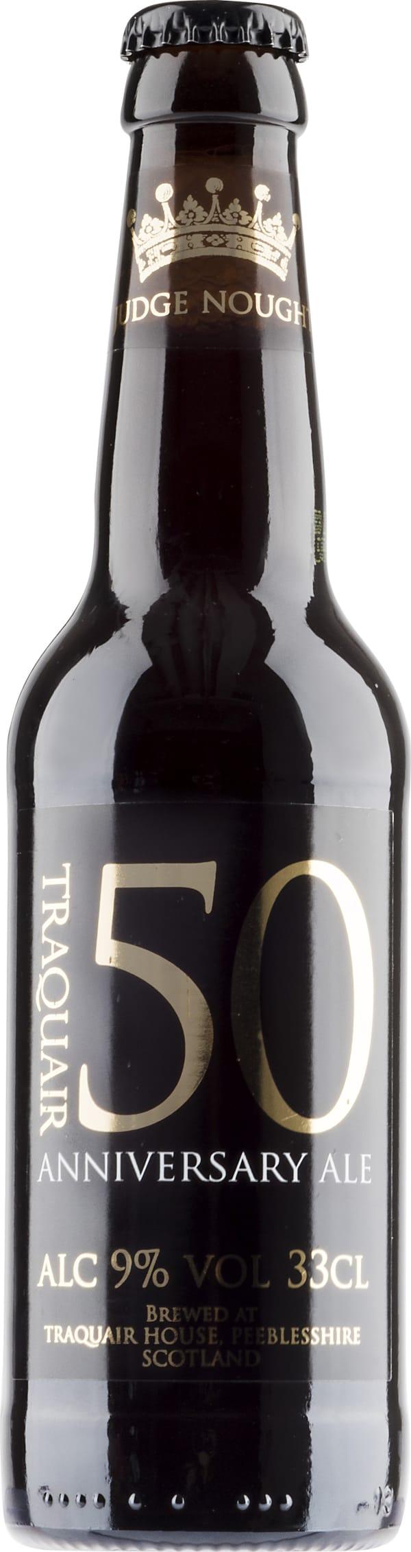 Traquair 50 Anniversary Ale