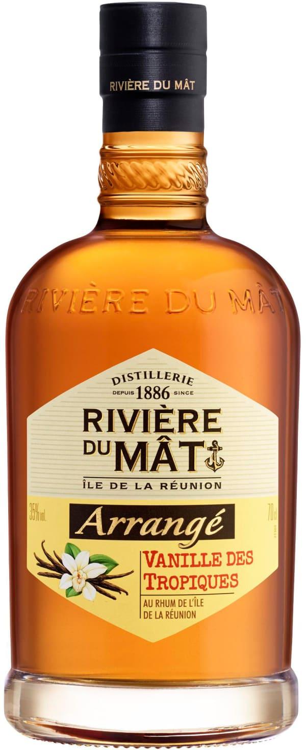 Rivière du Mât Arrangé Vanille
