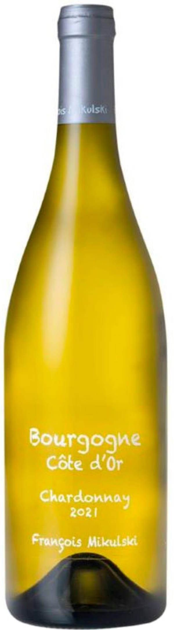 Francois Mikulski Bourgogne Chardonnay 2015