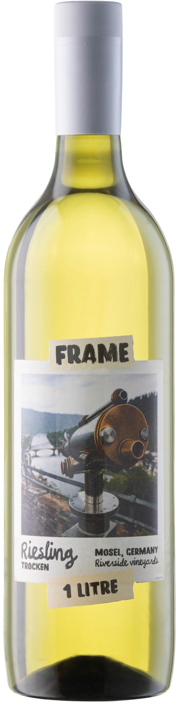 Frame Riesling Trocken 2018 plastic bottle