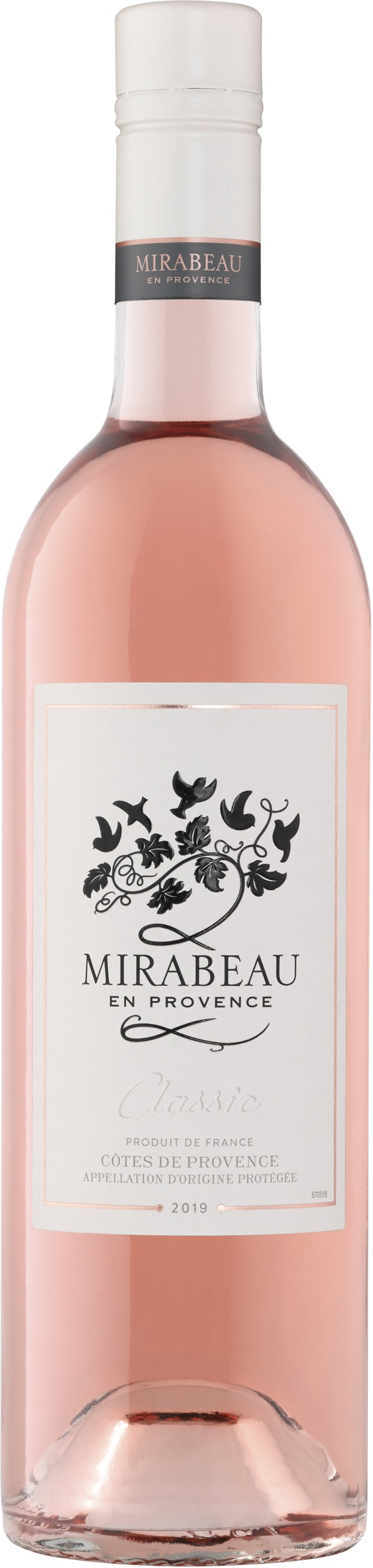 Mirabeau en Provence Rose 2018