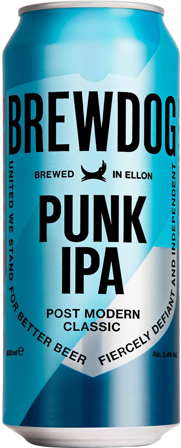 BrewDog Punk IPA can
