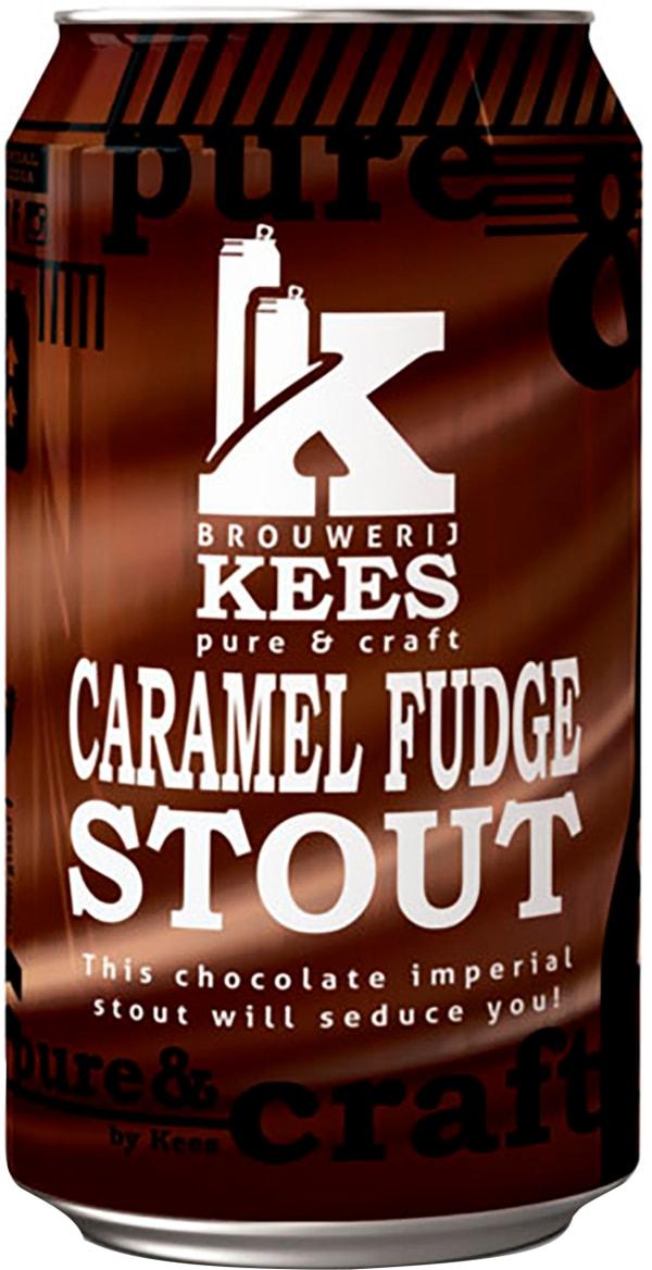 Kees Caramel Fudge Stout burk
