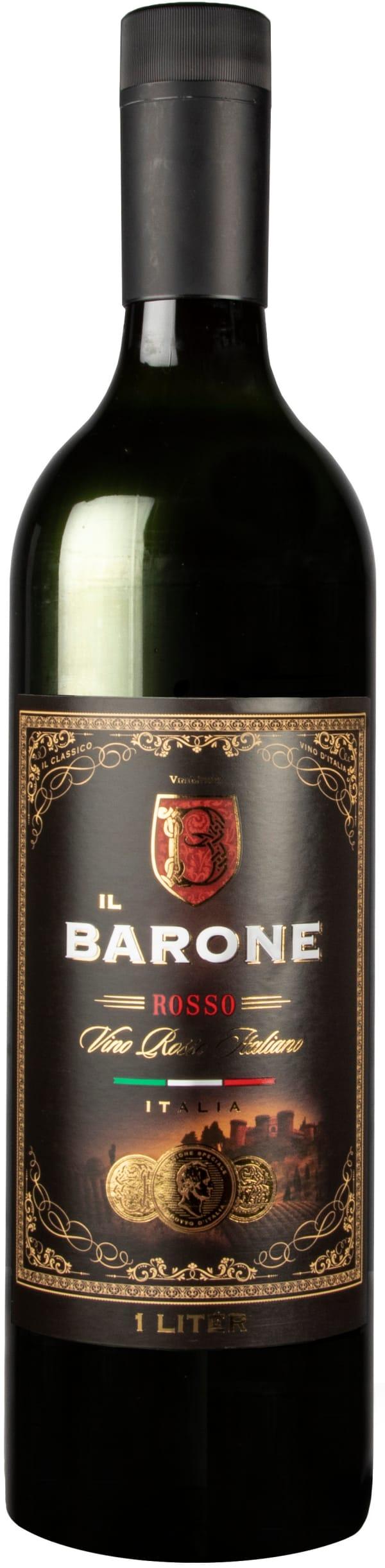 Il Barone Rosso 2018 plastic bottle