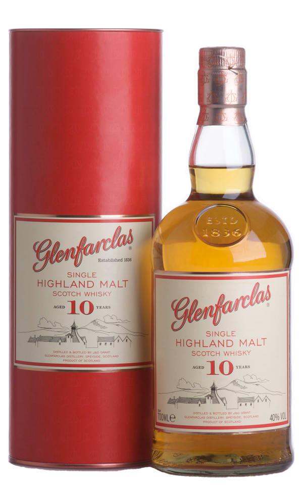 Glenfarclas 10 Year Old Single Malt