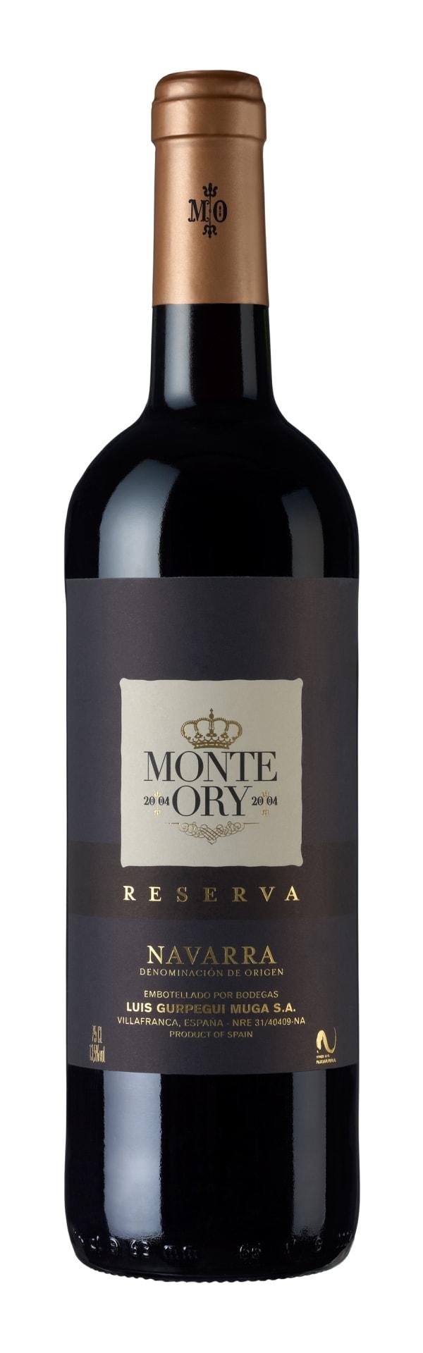 Monte Ory Reserva 2009