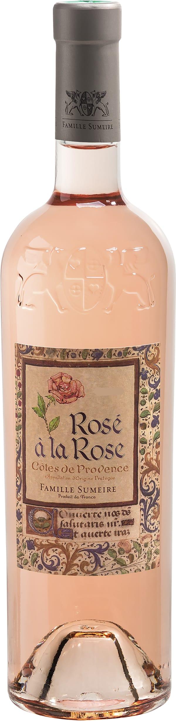 Sumeire Rosé à la Rose 2020
