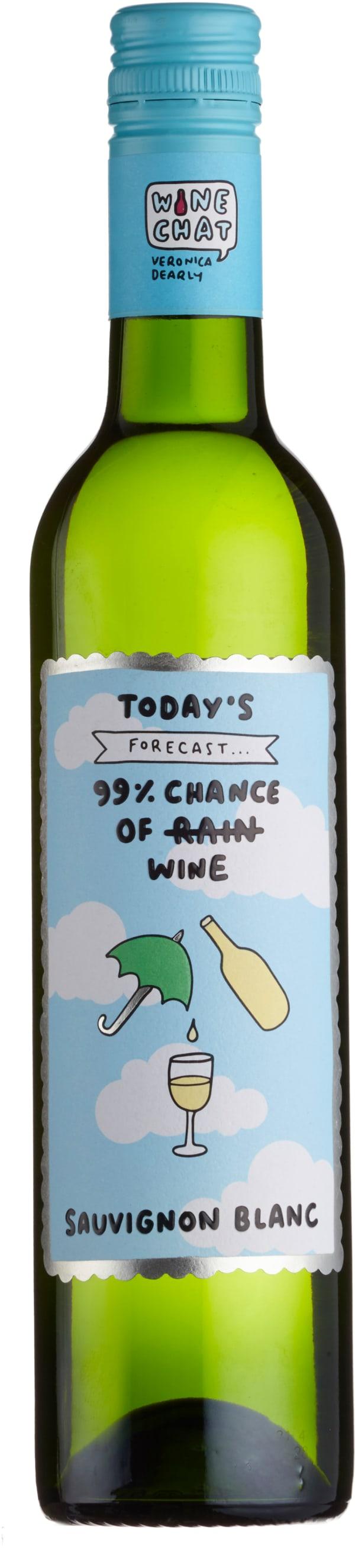 Wine Chat 99% Chance of Wine Sauvignon Blanc 2018